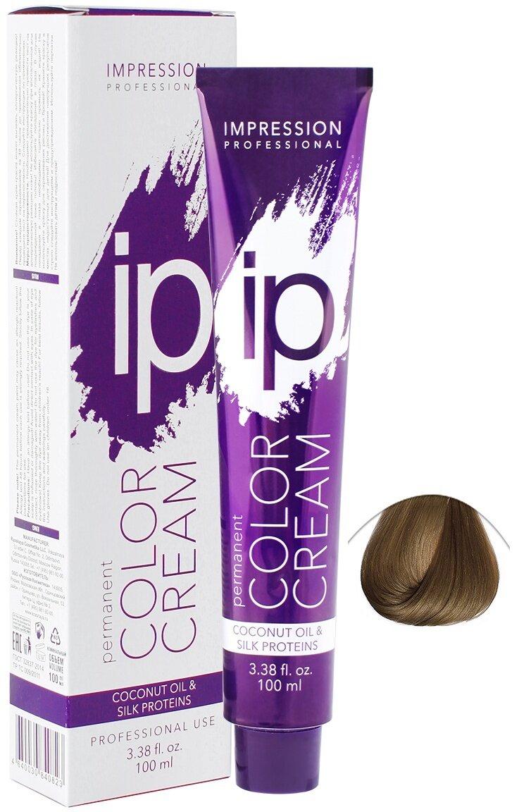 IP Стойкая крем-краска тон