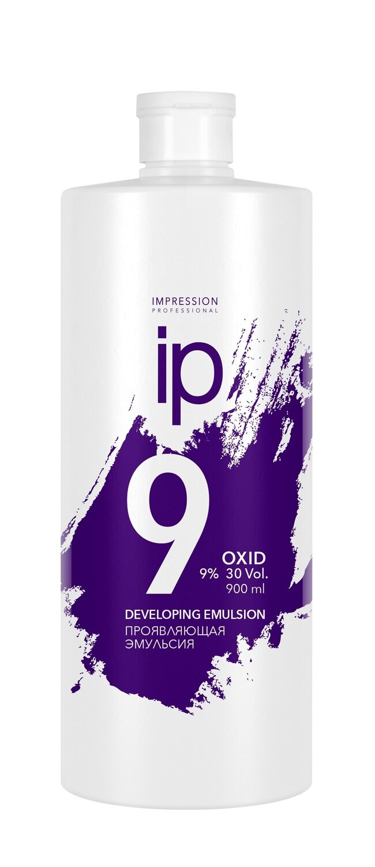 IP Проявляющая эмульсия OXID 9 % (30 volume), 900 мл