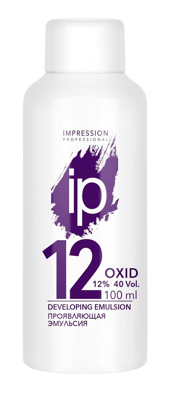 IP Проявляющая эмульсия OXID 12 % (40 volume), 100 мл