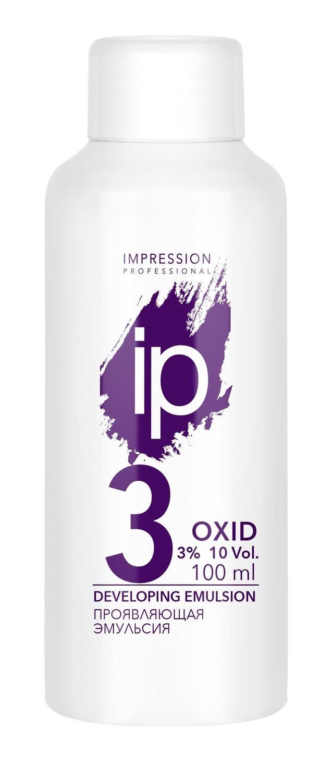 IP Проявляющая эмульсия OXID 3 % (10 volume), 100 мл