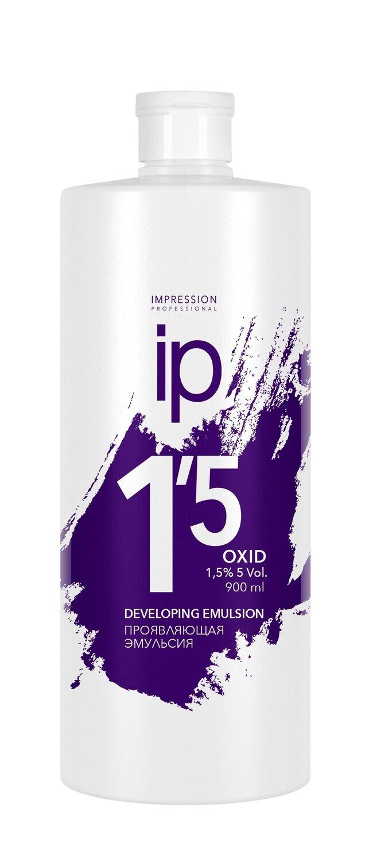 IP Проявляющая эмульсия OXID 1,5 % (5 volume), 900 мл