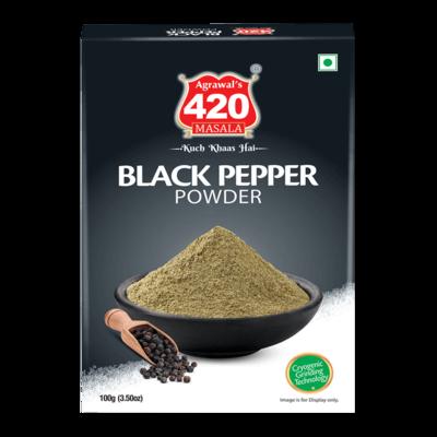420 Black Pepper Powder