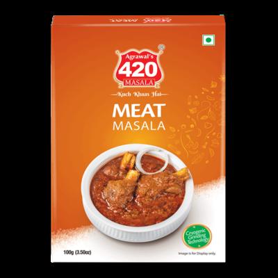 420 Meat Masala
