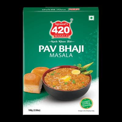 420 Pav Bhaji Masala