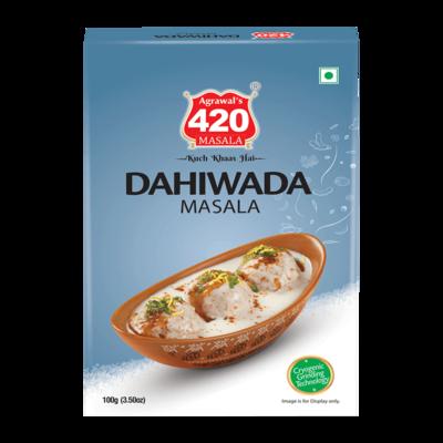 420 Dahi Wada Masala