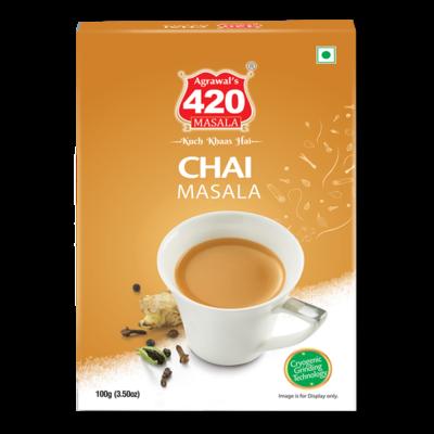 420 Chai Masala