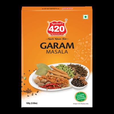 420 Garam Masala