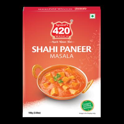 420 Shahi Paneer Masala