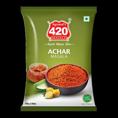 420 Achar Masala