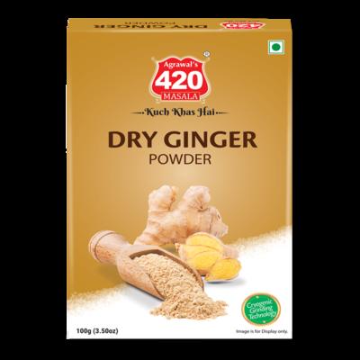 420 Dry Ginger Powder