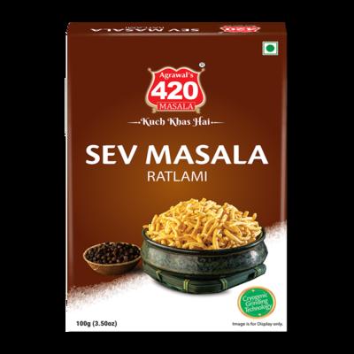 420 Ratlami Sev Masala