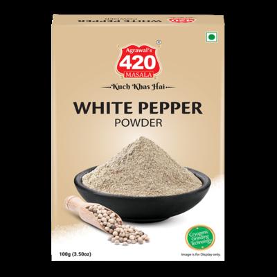 420 White Pepper Powder