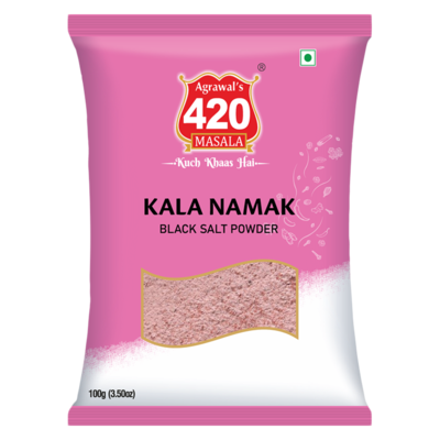 420 Kala Namak