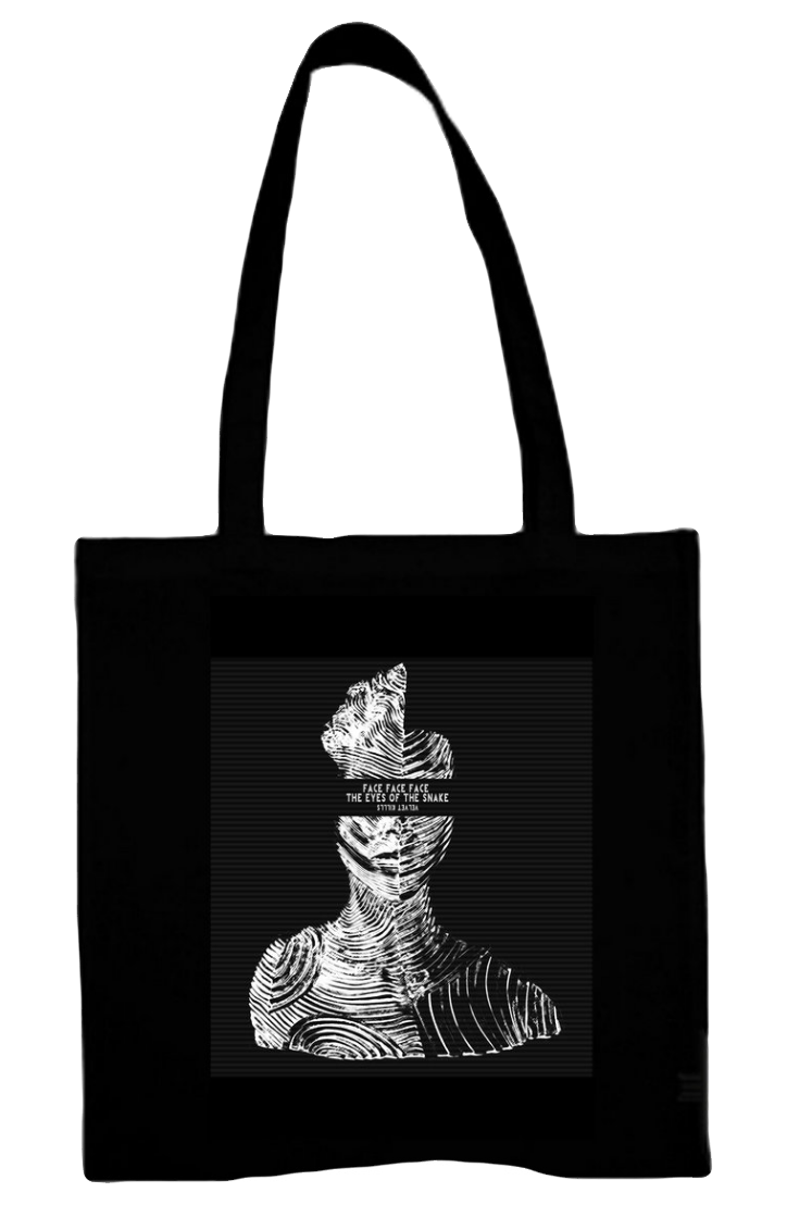Tote Bag Eyes of the Snake