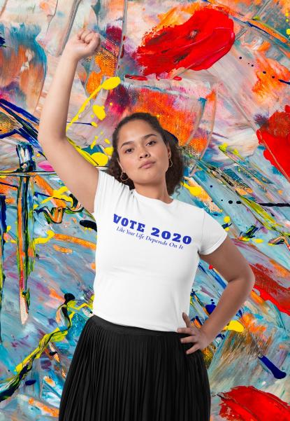 """""""VOTE 2020"""" D-Tees"""
