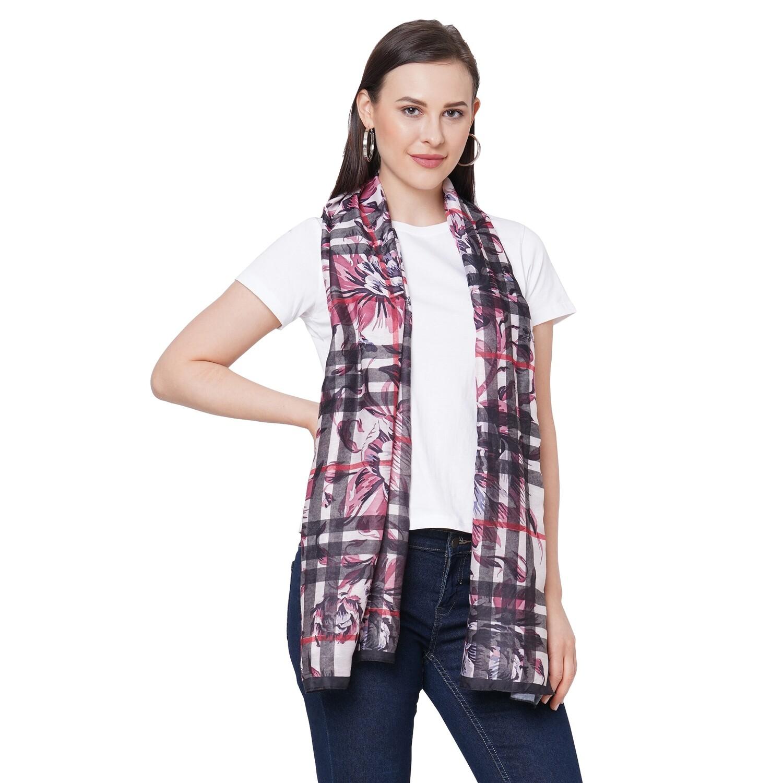 digital printed scarf