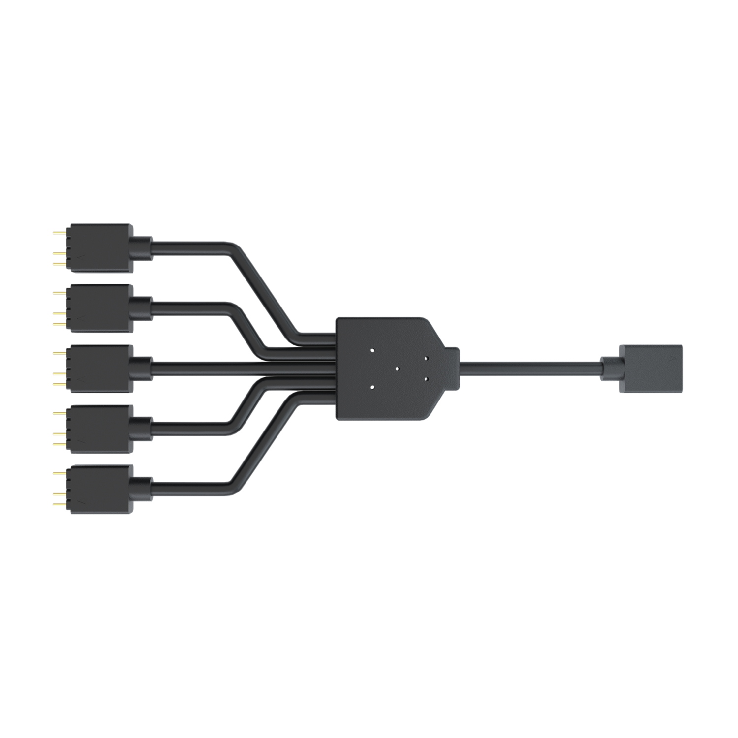 ARGB 1 to 5 Splitter Cable