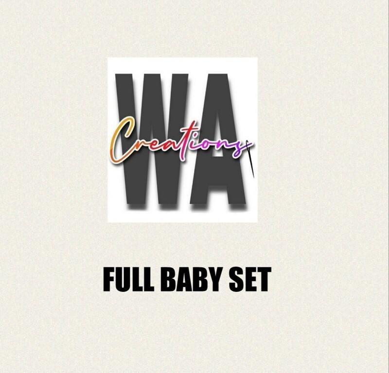 Full Baby Set