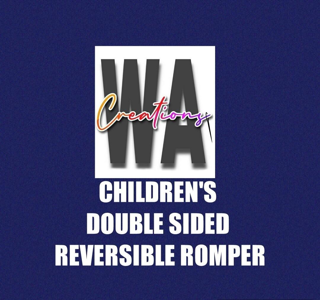 Reversible Romper