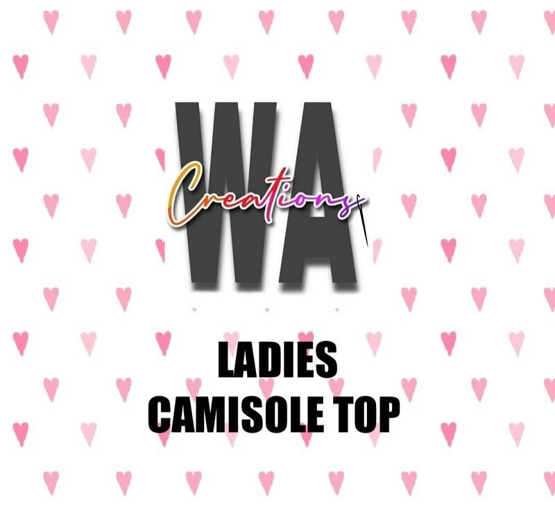 Ladies Camisole Top