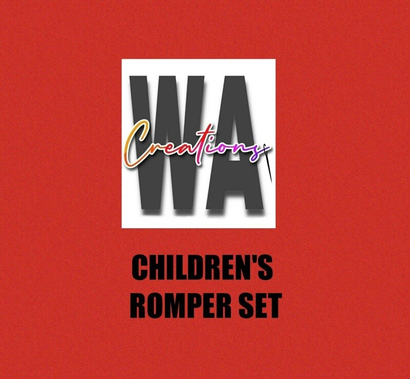 Romper Set
