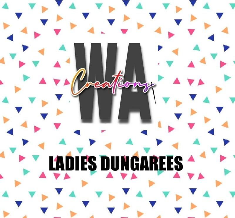 Ladies Dungarees