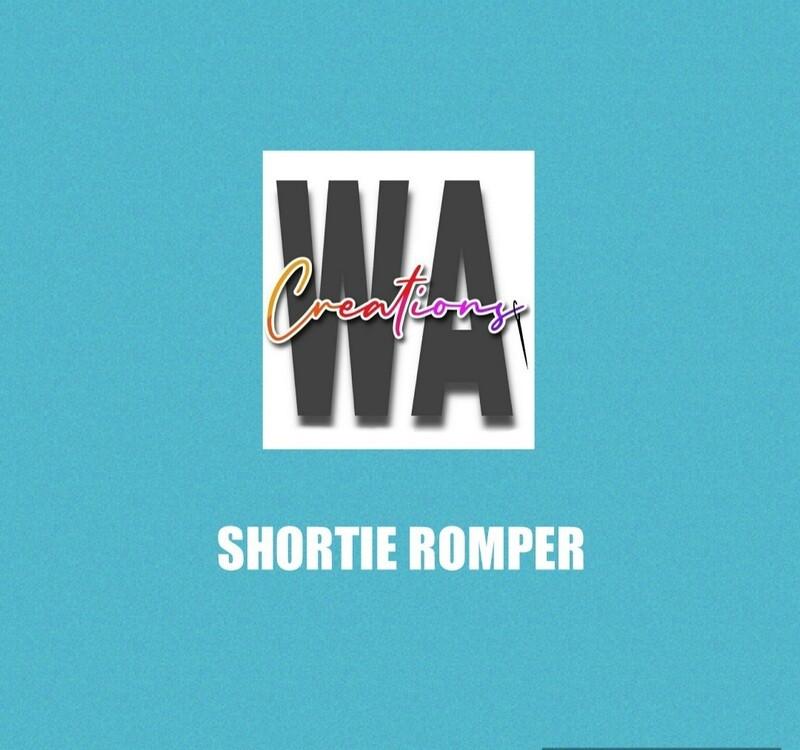 Shortie Romper