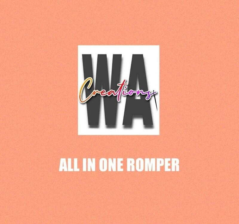 All in One Romper
