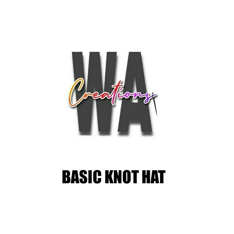 Basic Knot Hat