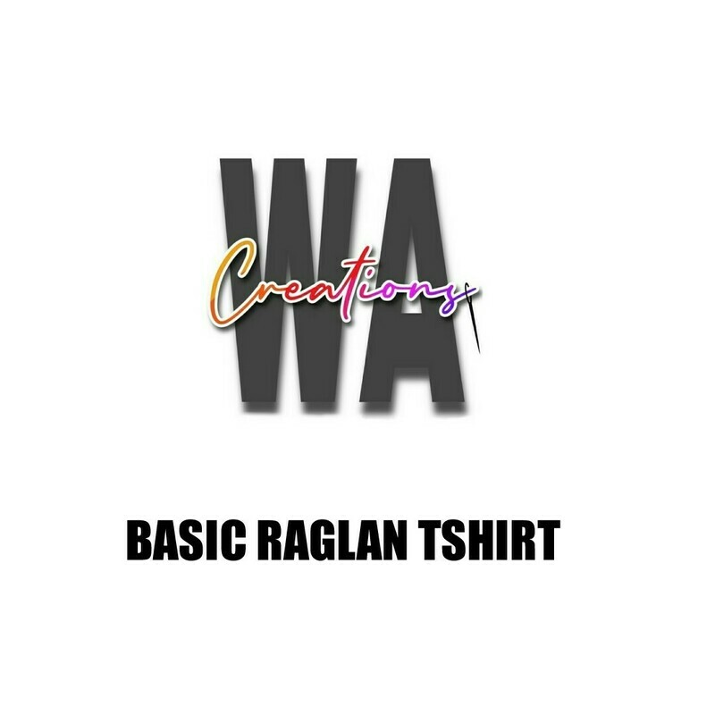 Basic Raglan Tshirt