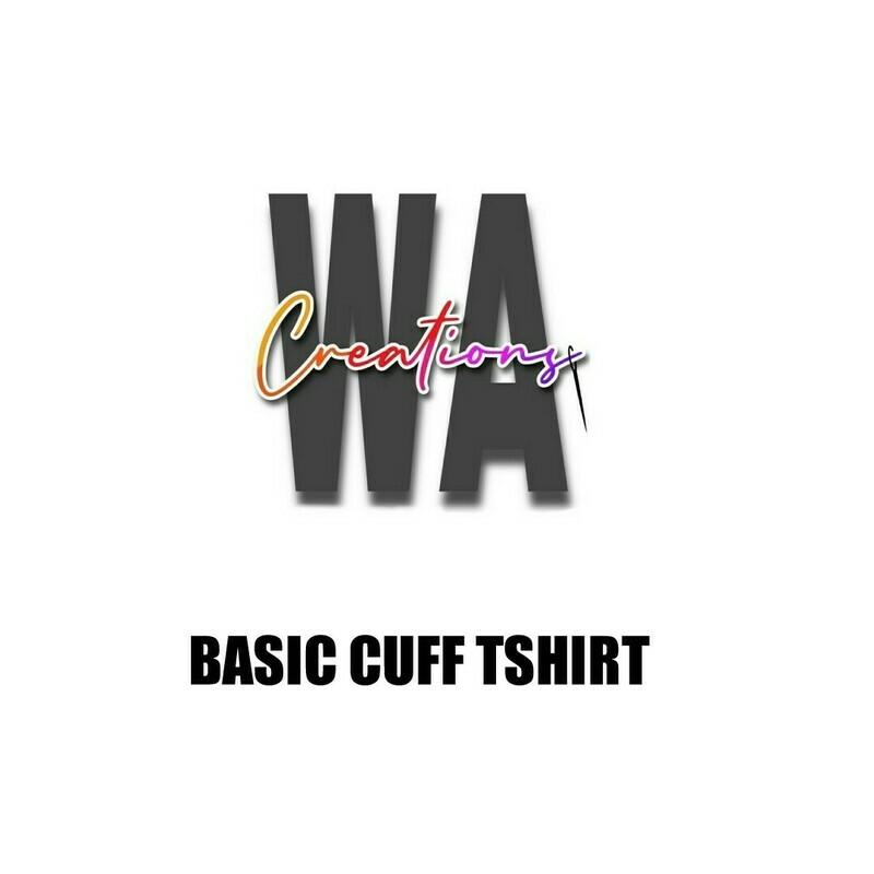 Basic Cuff TShirt