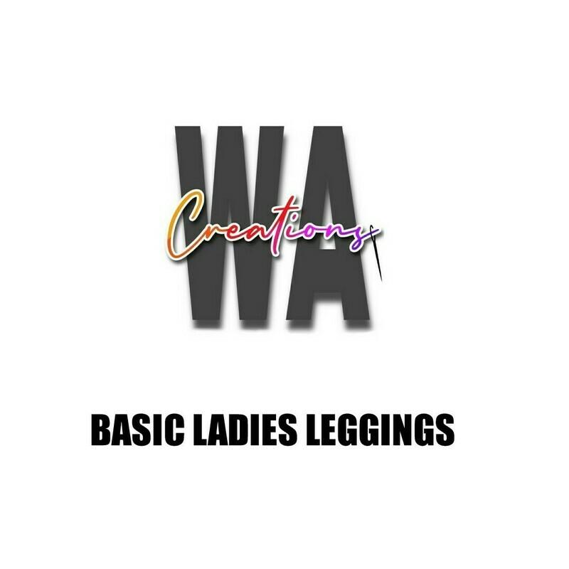 Basic Ladies Leggings