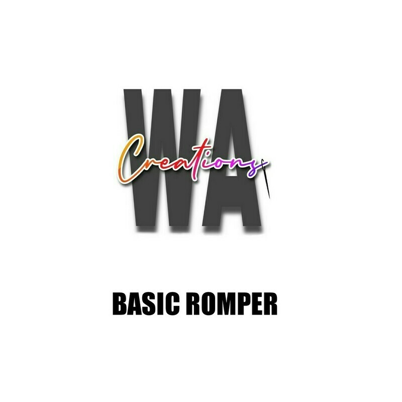 Basic Romper