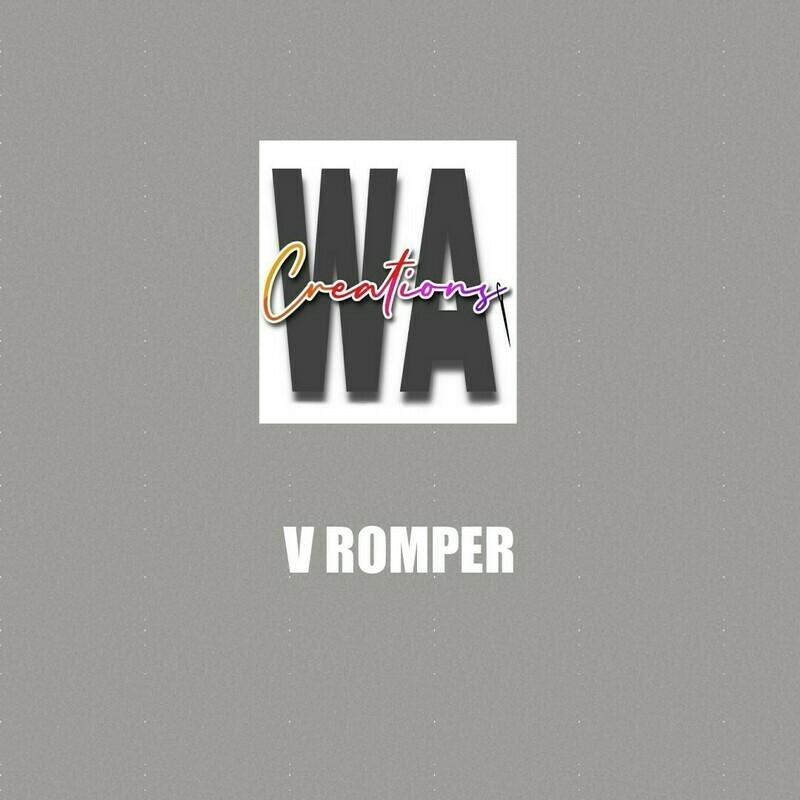 V Romper