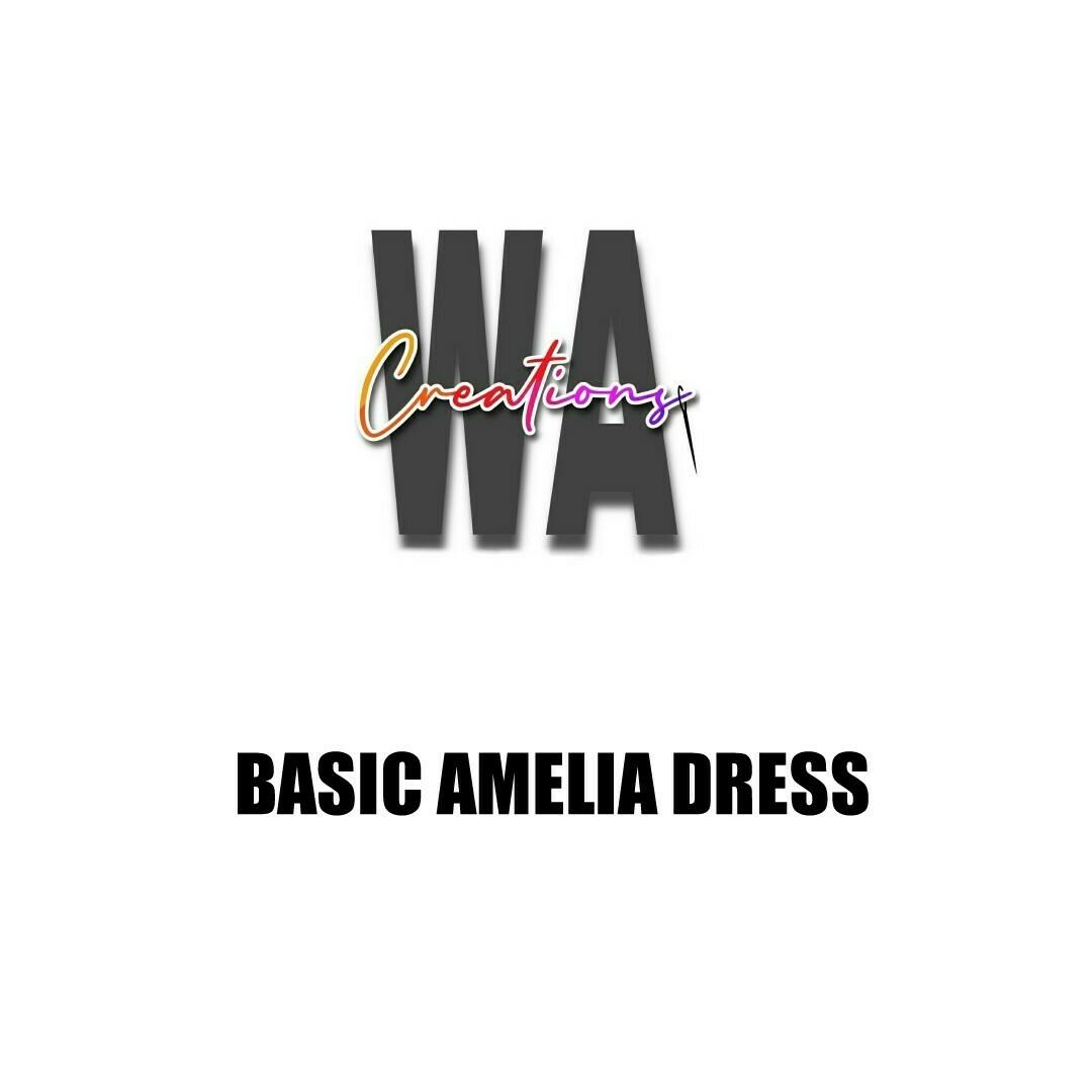 Basic Amelia Dress