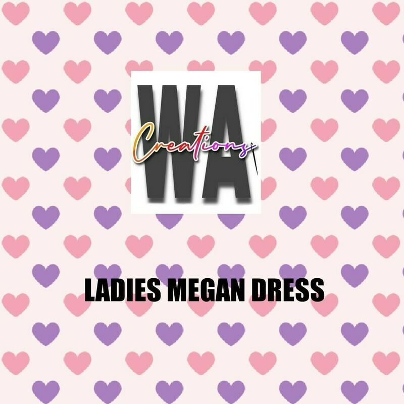 Ladies Megan Dress