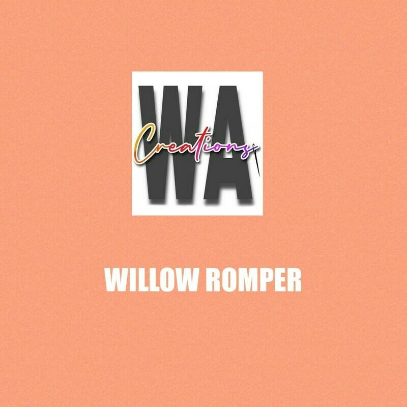 Willow Romper