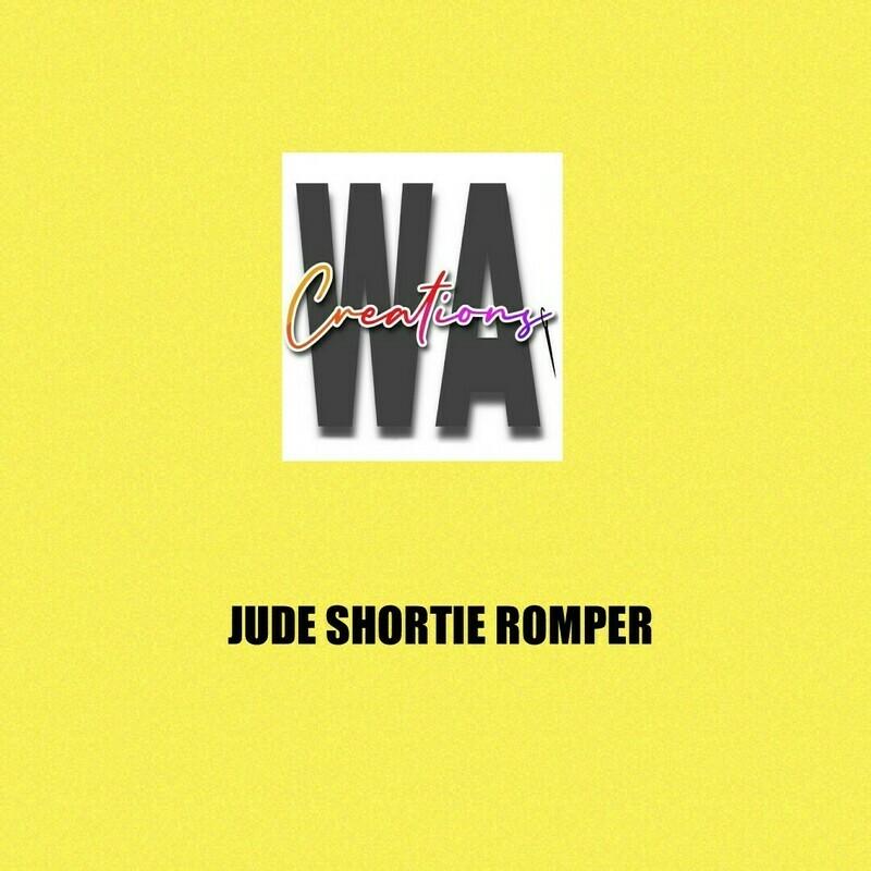 Jude Shortie Romper