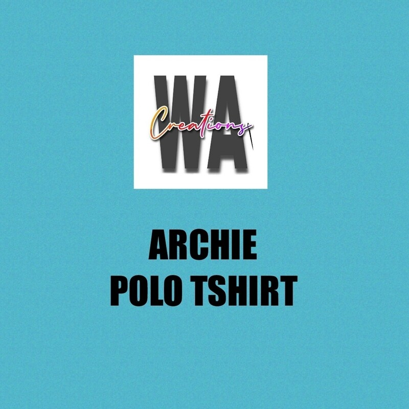 Archie Polo t-shirt
