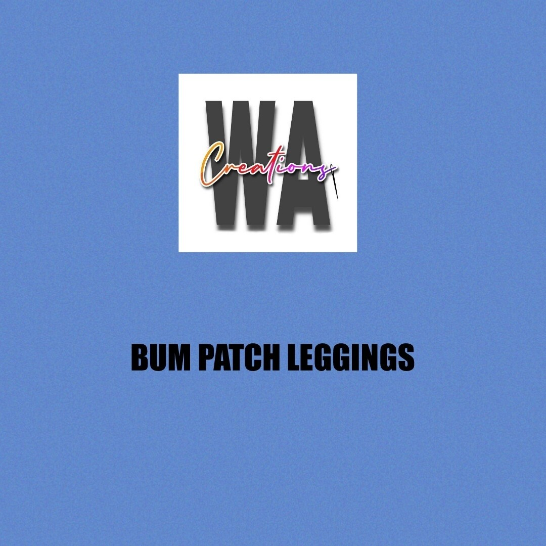 Bum Patch Leggings