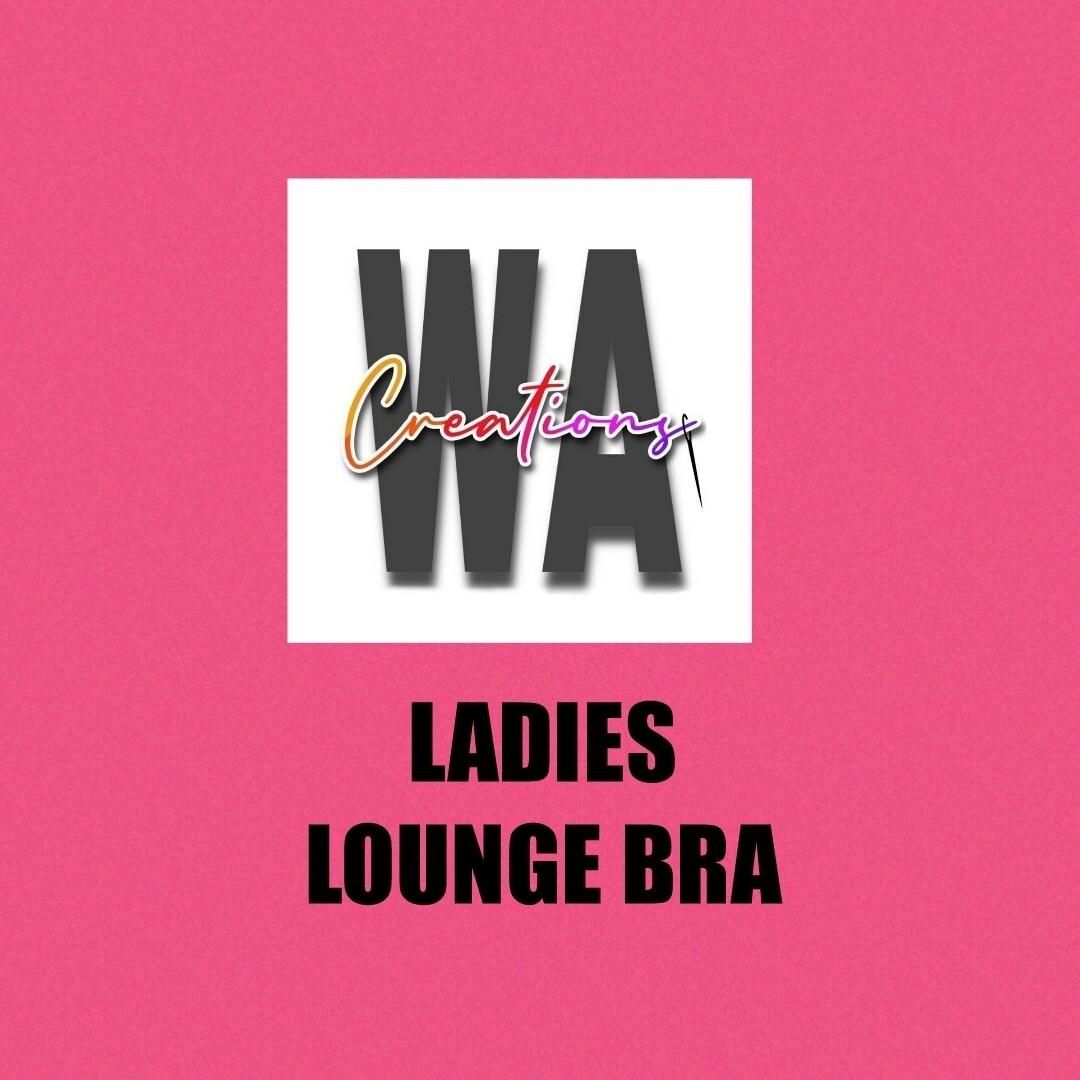 Ladies Lounge Bra