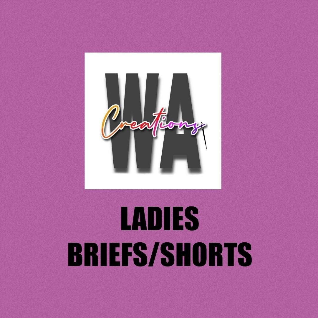 Ladies Briefs/Shorts