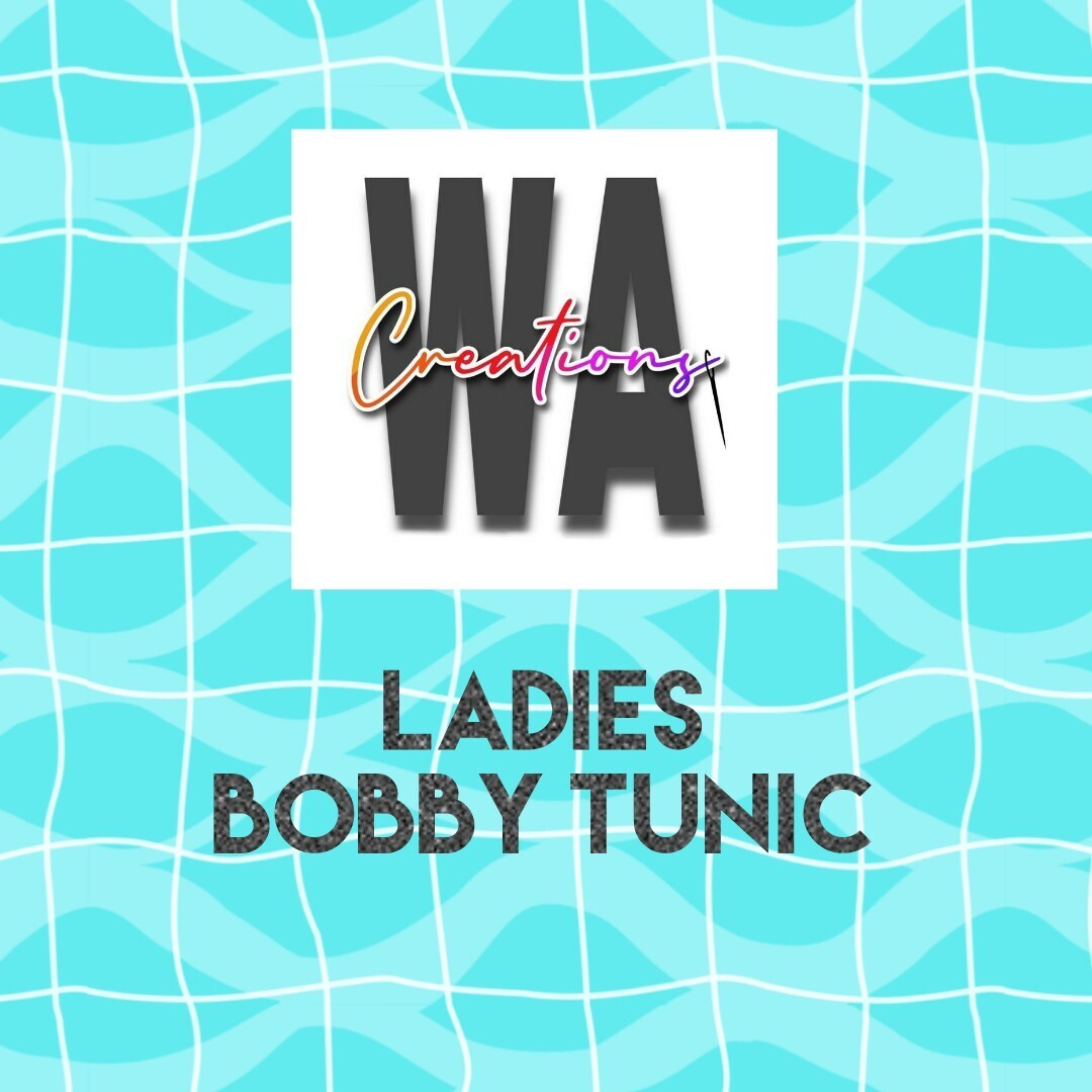 Ladies Bobby Tunic