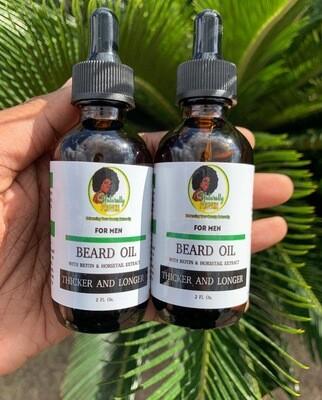 Naturally Proven Beard Oil 2oz - Kings Collection