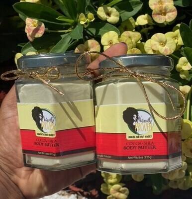 Cocoa-Shea Body Butter 8 oz