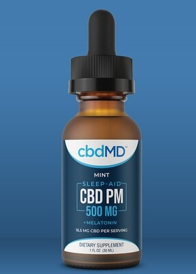 CBD Sleep Aid Drops