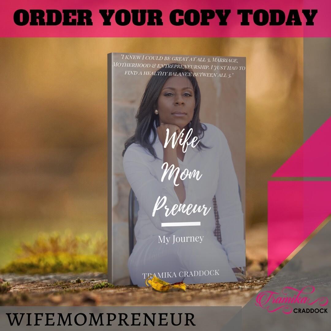 Wife Mom Preneur Book