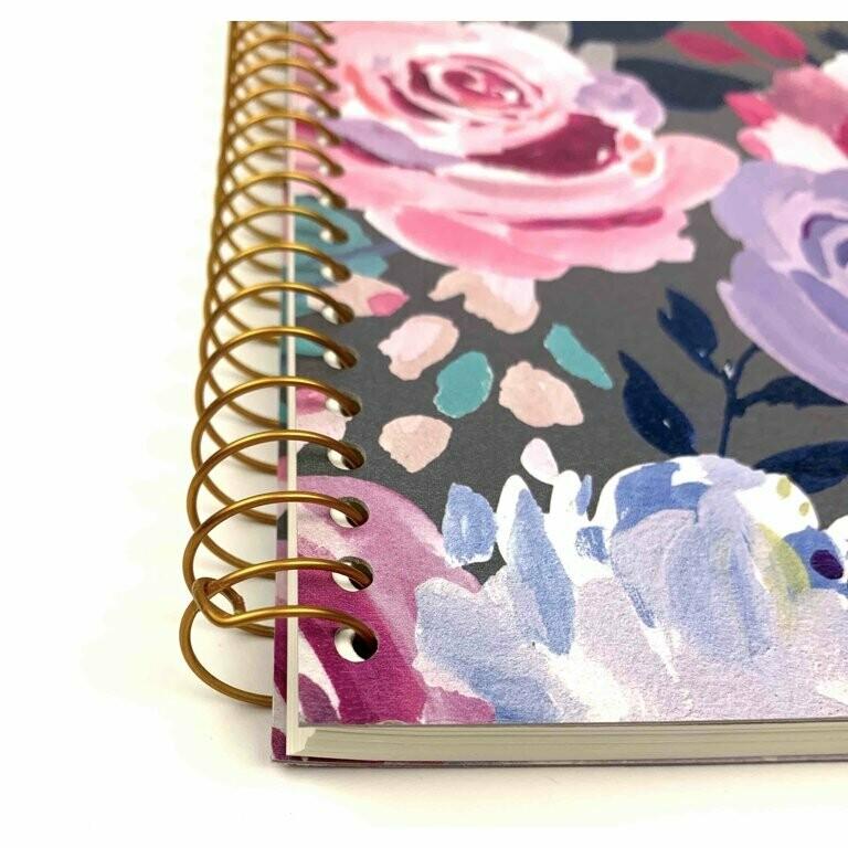 Floral Mom Boss Journal/Notebook