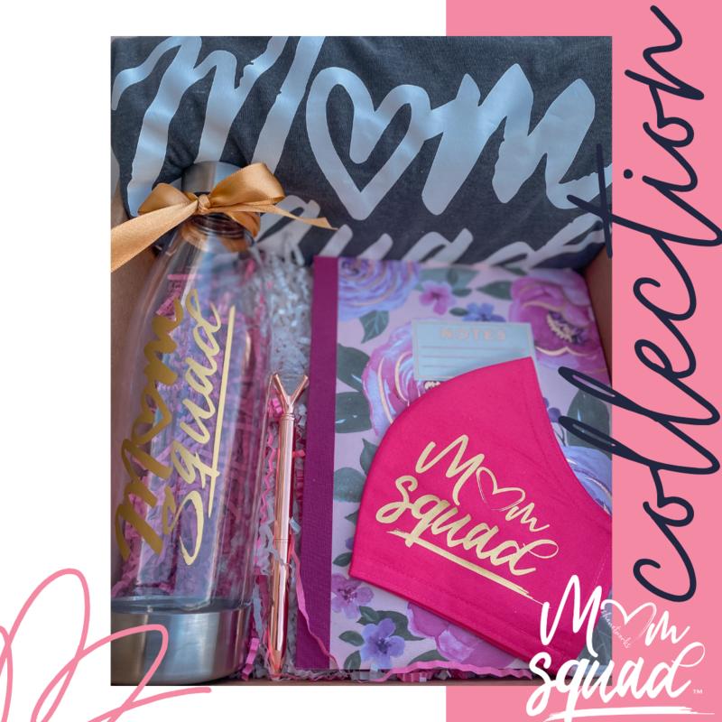 Mom Squad Gift Set
