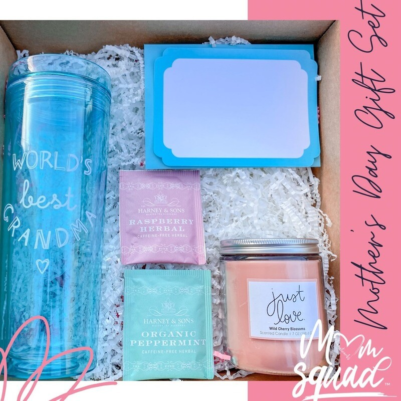 All about Grandma Gift Set